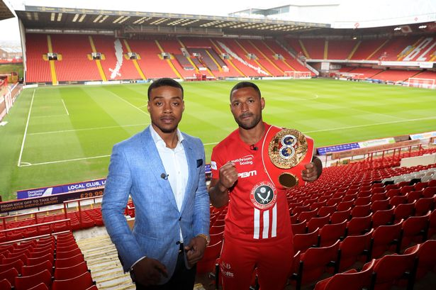 Kell-Brook-v-Errol-Spence-Press-Conference-Bramall-Lane